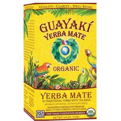 BFG62772 - GuayakiTraditional Yerba Mate Tea