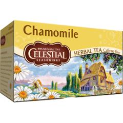 BFG63479 - Celestial SeasoningsChamomile Herbal Tea