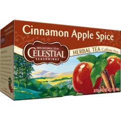BFG63480 - Celestial SeasoningsCinnamon Apple Spice Herbal Tea