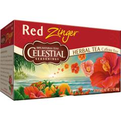 BFG63484 - Celestial SeasoningsRed Zinger Herbal Tea