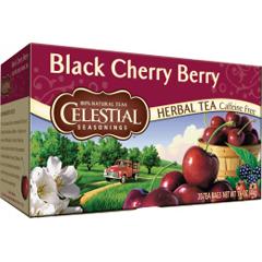 BFG63489 - Celestial SeasoningsBlack Cherry Berry Herbal Tea
