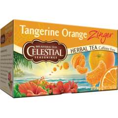 BFG63490 - Celestial SeasoningsTangerine Orange Zinger Herbal Tea