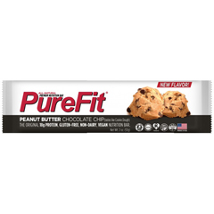 BFG63758 - Pure FitPeanut Butter Chocolate Chip Nutrition Bars