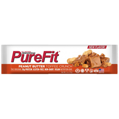 BFG63759 - Pure FitPeanut Butter Toffee Crunch Nutrition Bars