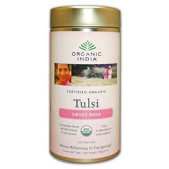 BFG64802 - Organic IndiaTulsi Sweet Rose Loose Tea