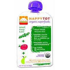 BFG64977 - Happy BabySpinach, Mango & Pear Pouch