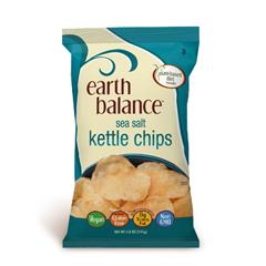 BFG65061 - Earth BalanceSea Salt Flavor Kettle Chips