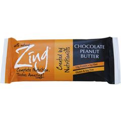 BFG66071 - ZingChocolate Peanut Butter Bar