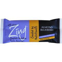 BFG66072 - ZingAlmond Blueberry Bar
