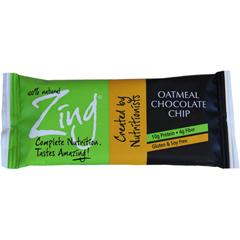 BFG66073 - ZingOatmeal Chocolate Chip Bar