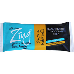 BFG66075 - ZingPeanut Butter Choclate Chip Bar