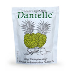 BFG67080 - DanielleTangy Pineapple Chips