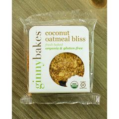 BFG68462 - GinnybakesCoconut Oatmeal Bliss