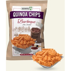 BFG68485 - Simply 7Barbeque Quinoa Chips