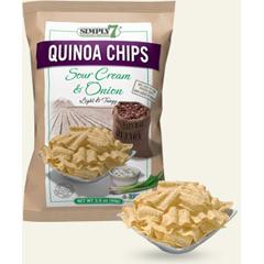 BFG68486 - Simply 7Sour Cream & Onion Quinoa Chips