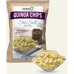 BFG68487 - Simply 7Sea Salt Quinoa Chips