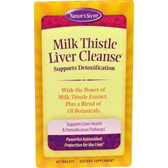 BFG70201 - Nature's SecretUltimate Liver Cleanse