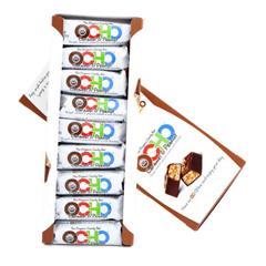 BFG71602 - OCHOCaramel & Peanut Organic Candy Bars