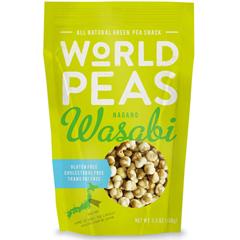 BFG72727 - World PeasNagano Wasabi Pea Snack