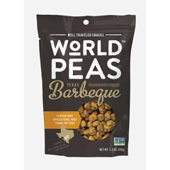 BFG72730 - World PeasTexas Barbeque Pea Snack