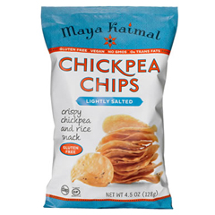 BFG72922 - Maya KaimalLightly Salted Chickpea Chips
