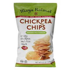 BFG72924 - Maya KaimalSeeded Multigrain Chickpea Chips