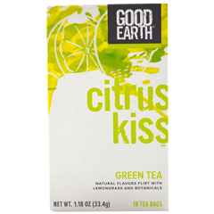 BFG73890 - Good EarthCitrus Kiss Green Tea
