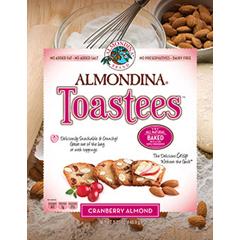 BFG74062 - AlmondinaCranberry Almond Toastees