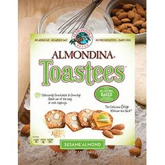 BFG74064 - AlmondinaSesame Almond Toastees