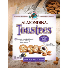 BFG74123 - AlmondinaLemon Poppyseed Almond Toastees