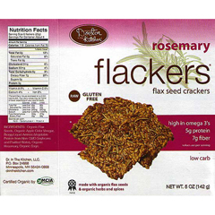 BFG75023 - Dr. In The KitchenFlackers Rosemary