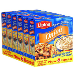 BFG77929 - LiptonOnion Soup Packet