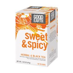 BFG79168 - Good EarthSweet & Spicy Herbal & Black Tea Blend