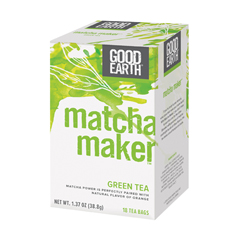 BFG79174 - Good EarthMatcha Maker Super Green Tea