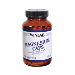 BFG80638 - TwinlabMinerals & Mineral Complex - Magnesium 400 mg