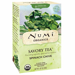 BFG80699 - NumiSavory Teas Spinach Chive