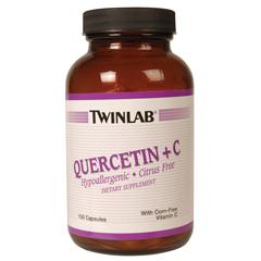 BFG80756 - TwinlabSinus & Allergy - Quercetin + C