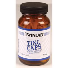 BFG80847 - TwinlabMinerals & Mineral Complex - Zinc 50 mg