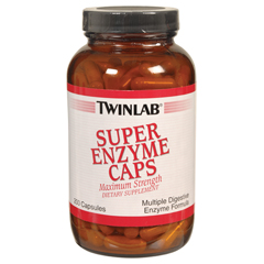 BFG80880 - TwinlabDigestion Aids - Enzyme, Super