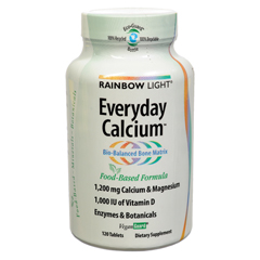 BFG81227 - Rainbow LightEveryday Calcium with Enzymes