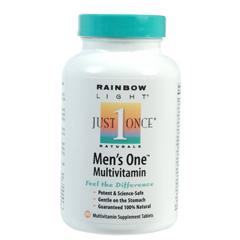 BFG81292 - Rainbow LightMens One Multivitamin