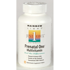 BFG81540 - Rainbow LightPrenatal One Multivitamin