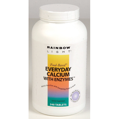 BFG81545 - Rainbow LightEveryday Calcium with Enzymes
