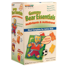 BFG81646 - Rainbow LightGummy Bear Essentials Multi