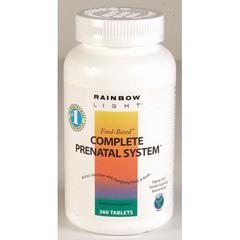 BFG81651 - Rainbow LightComplete PreNatal System
