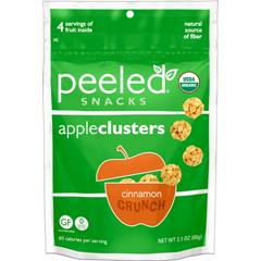 BFG81739 - PeeledApple Clusters Cinnamon Crunch