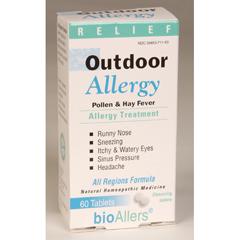BFG82206 - NatraBioHomeopathy - Outdoor Allergy