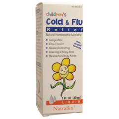 BFG82262 - NatraBioBaby & Child Vitamins - Cold & Flu