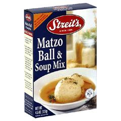 BFG82439 - StreitsMatzo Ball Soup Mix