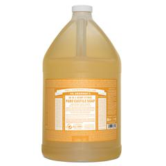 BFG83861 - Dr. Bronner'sCitrus Pure-Castile Liquid Soap - 1 Gallon